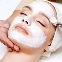 Organic Herbal Brightening Facial image